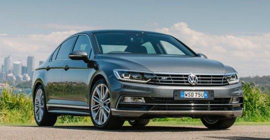 2016 წლის Volkswagen Passat