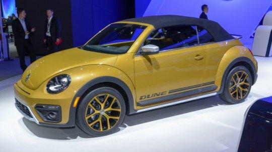 2016 წლის Volkswagen Beetle