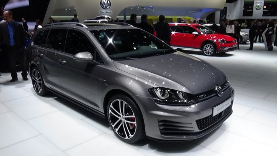 2016 წლის Volkswagen Golf