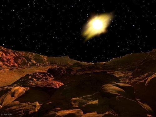 როგორია მზის ამოსვლა სხვა პლანეტებზე