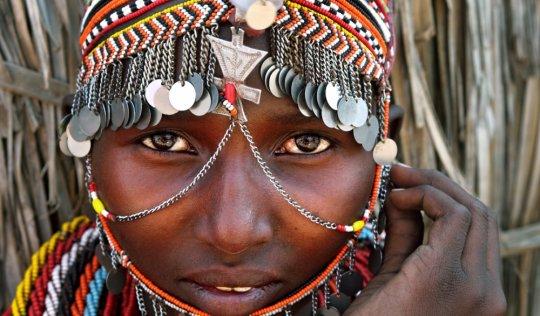 Afrikanske piger massageklinik