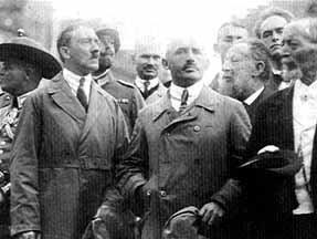 ჰიტლერი და ტრებიჩ ლინკოლნი
