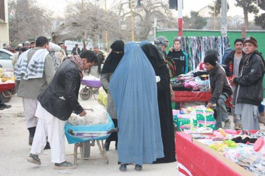 ავღანეთში ქალი სიკვდილით დასაჯეს ბაზარში თანმხლები მამაკაცის გარეშე წასვლის გამო