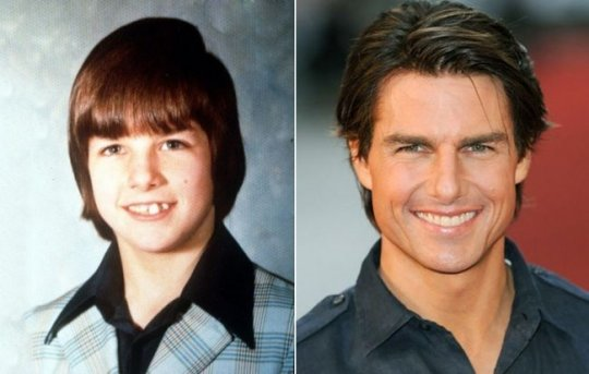 Thomas Cruise Mapother IV (Tom Cruise)