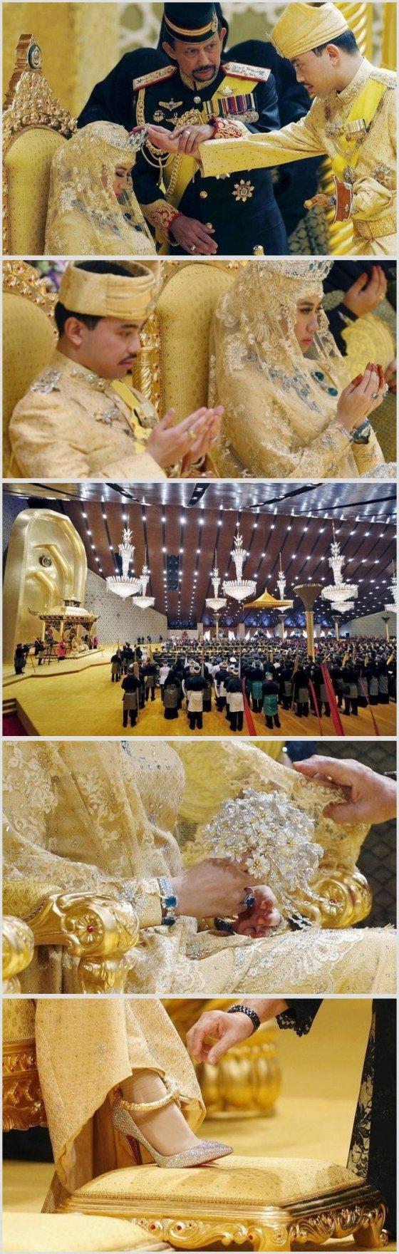 წლის ქორწილი რომელმაც, მსოფლიო აალაპარაკა