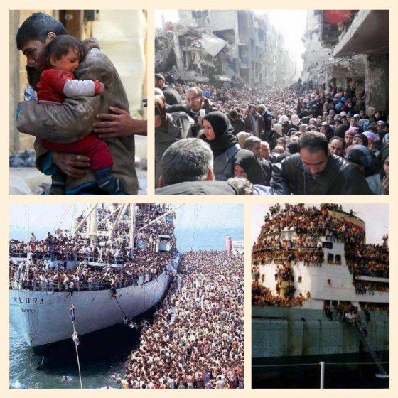 """საშინელება სახელად """"ომი სირიაში"""""""
