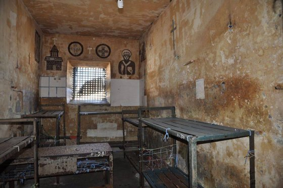 საქართველოს ციხეებში ასეთი სიტუაციაა სადმე?ან ყოფილა ოდესმე?პირდაპირ შემზარავია.