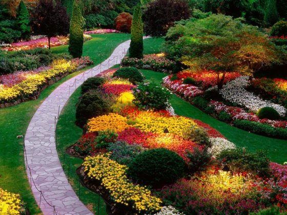 მსოფლიოში ერთ-ერთი საუკეთესო ბაღია