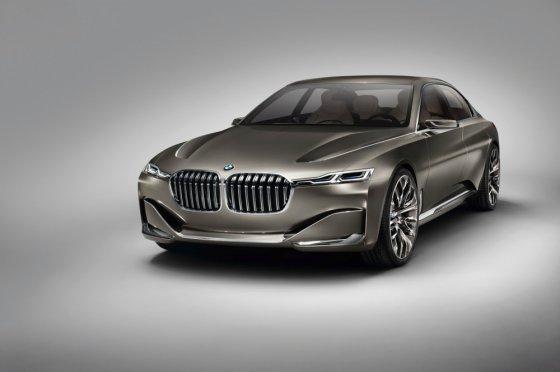 BMW-ს მე-9 სერიის კუპე და ელექტრო სედანი i6