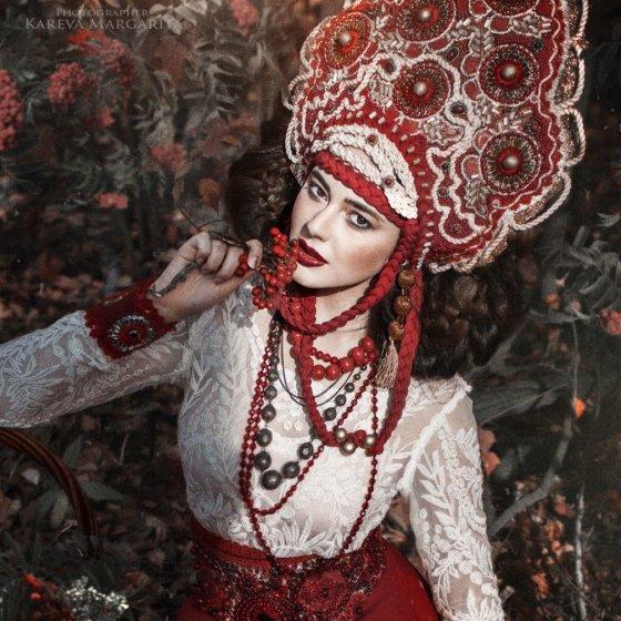 მარგარიტა კარევა- ფოტოგრაფი.