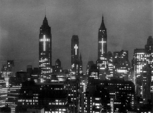 ნიუ-იორკი აღდგომის დღესასწაულზე-1956 წელი