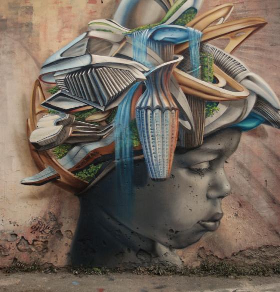 ქუჩის ხელოვნება
