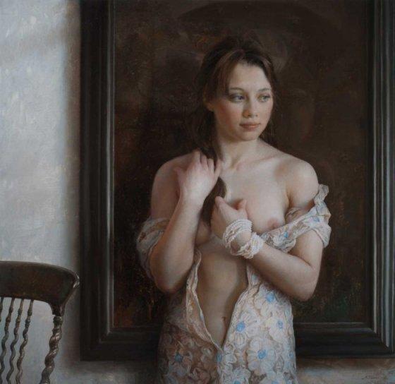მხატვარი- სერგეი მარშენიკოვი