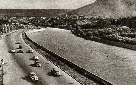 თბილისი,სანაპირო-50-იანი წლები
