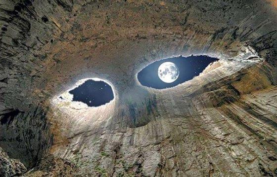 აი ეს არის ბუნების თვალები!