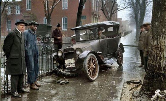 ავარია 1921 წელს!