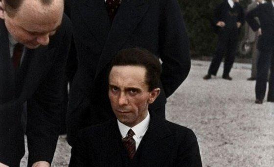 გერმანელი ლიდერის რეაქცია, როდესაც გაიგო, რომ ფოტოგრაფი ებრაელია!
