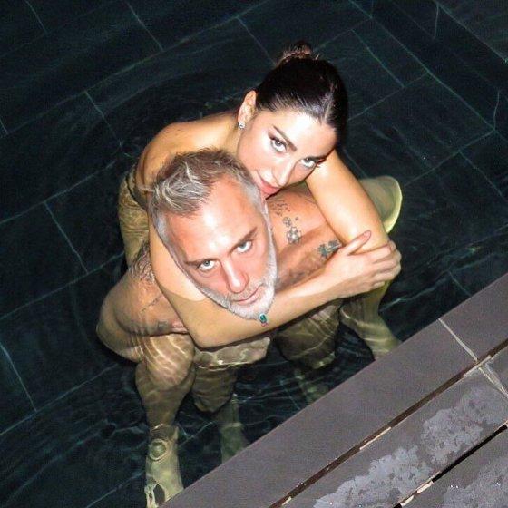 იტალიელი მილიონერი და მისი ახალგაზრდა ცოლი