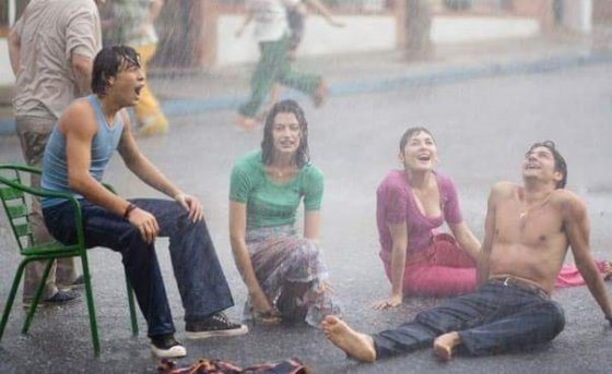 პორტუგალიაში, წვიმა, სამსახურის გაცდენის საპატიო მიზეზია