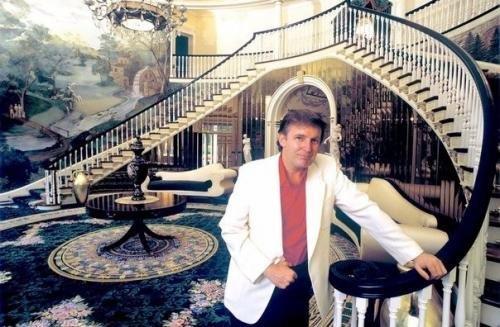 დონალდ ტრამპი-1987 წელი