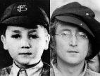 ჯონ ლენონის ბავშვობის დროინდელი ფოტო