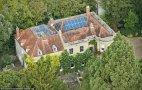 როგორ გამოიყურება ჯორჯ კლუნისა და ამალ ალამუდინის აპარტამენტის სახურავი
