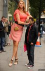 ყველაზე მაღალი მოდელი ქალბატონი მსოფლიოში!