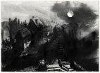 """""""მთვარის შუქი""""- ვიქტორ ჰიუგოს ნახატი"""