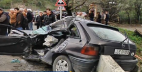 სენაკში ავტოავარიაში დედა და 2 მცირეწლოვანი  ბავშვი დაიღუპა