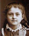 დედა ტერეზა 7 წლის ასაკში