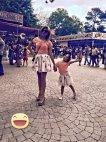 ეკა ყურშიტაშვილი შვილთან- ცისიასთან ერთად
