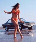 Audi-ის სარეკლამო პლაკატი-70-იანი წლები