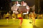 """ევროპის ახალგაზრდული ოლიმპიური ფესტივალის,""""თბილისი 2015""""-ის გახსნისადმი მიძღვნილი საზეიმო ღონისძიება"""