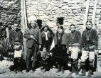 ისტორიული ფოტო: ალბერტ აინშტაინი  ინდიელებთან