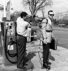 """მოტორიანი """"როლიკები"""" საწვავზე- 1961 წელი"""