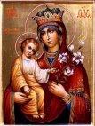მარიამობის დიდ დღესასწაულს გილოცავთ მართლმადიდებლებო
