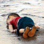 სირიიდან ევროპაში ომს გამოქცეული ბავშვი ზღვაში დაიღუპა
