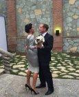 ეკა მიშველაძის და ალექსი პეტრიაშვილის ქორწილი