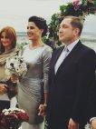 ეკა მიშველაძე და ბუკა პეტრიაშვილი დაქორწინდნენ