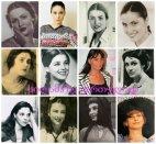 გთავაზობთ  სილამაზით განთქმულ სხვადასხვა თაობის ქართველ ქალთა სიას: