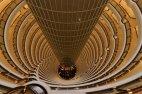 სასტუმროს ატრიუმი  ჩინეთში