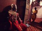 კრიშნა-მსახიობი კულისებში