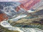 ტიან- შანის მთები ჩინეთში