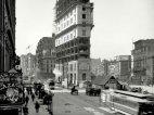 ასე გამოიყურებოდა ტაიმს-სკვერი ნოუ-იორკში 1903 წელს