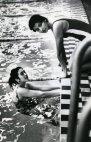ნანა ალექსანდრია და თინათინ ლეკვეიშვილი-1969 წელი