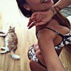 ფუმფულა კატა