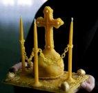 სანთლისგან...