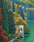კომოს ტბა-იტალია