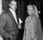 მერლინ მონრო და ჯო დიმაჯიო. 1961 წელი