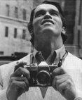 არნოლდ შვარცნეგერი პირველად ნიუ იორკში 1968 წელი